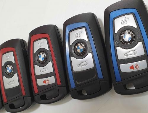 تعویض باتری ریموت BMW F Series